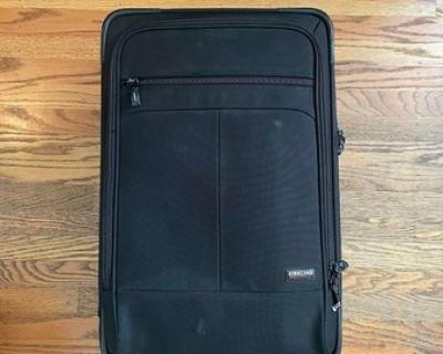 Kirkland travel luggage (carry-on size)