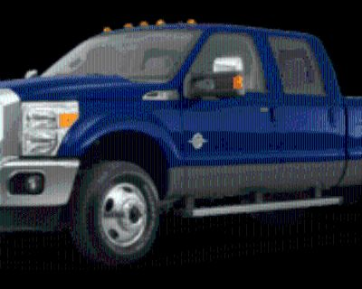 "2016 Ford Super Duty F-450 Lariat Crew Cab 172"" DRW 4WD"
