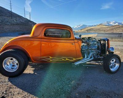 1934 Ford 3 Window Coupe Hi-Boy