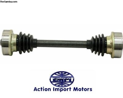 New Axle Assembly - Type 1/3