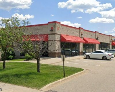 End Cap Retail Space Available