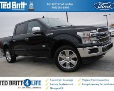 2018 Ford F-150 King Ranch SuperCrew 5.5' Box 4WD
