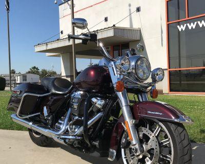 2018 Harley-Davidson Road King Base