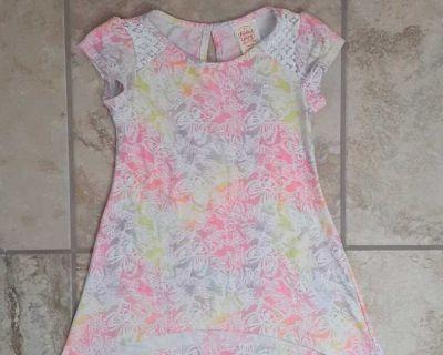 50% off, FADED GLORY, Colorful Short Sleeve Shirt. Size S (6/6x). VVVGUC. No Smoke/No Pets/No Holes.