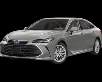 New 2021 TOYOTA Avalon Hybrid Limited 4 door Front Wheel Drive