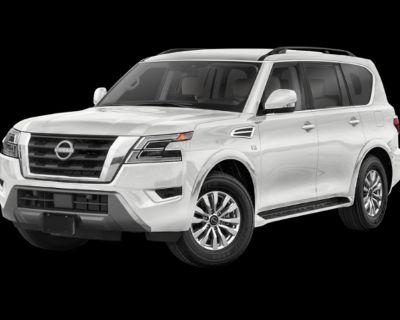 New 2022 Nissan Armada Platinum With Navigation & 4WD
