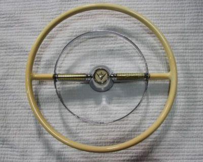 1951-1953 Lincoln Steering Wheel