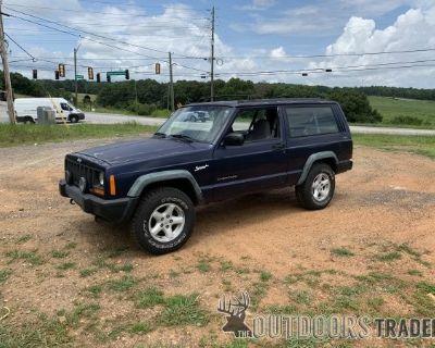 FS/FT 97 Jeep Cherokee