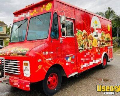 Chevrolet G30 Sport Van Mobile Kitchen / Used Food Truck