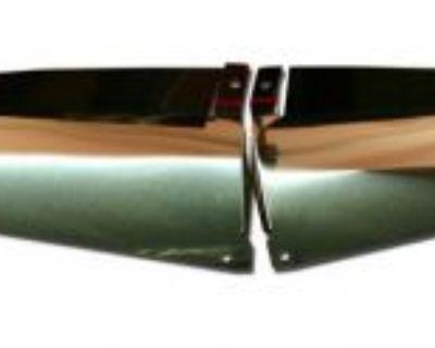 63 Impala Radiator Filler Panel Polished No Engraving 63im-00p