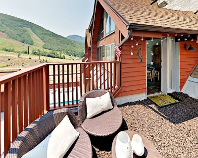 Ski-in/Ski-Out Condo at Park City Base w/ Hot Tub & Rooftop Patio - Park City
