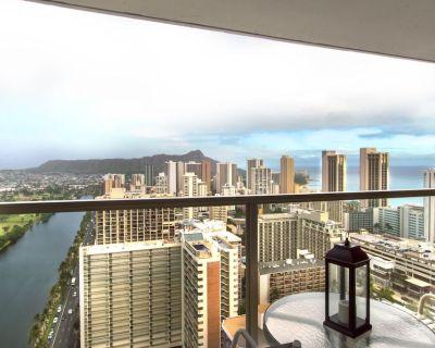 Lovely Waikiki condo w/ shared pool/hot tub/gym - close to beaches - Waikiki