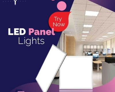 Purchase The Best LED Panel Lights at Low Price