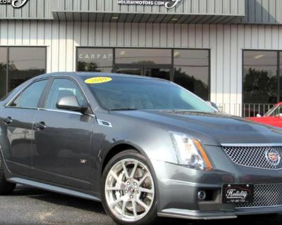 2010 Cadillac CTS-V Standard