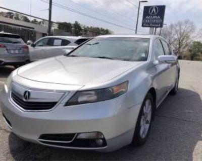 2012 Acura TL FWD Automatic with Technology Package