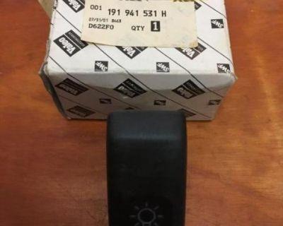 NOS Headlight Switch SWF (191 941 531 H) German