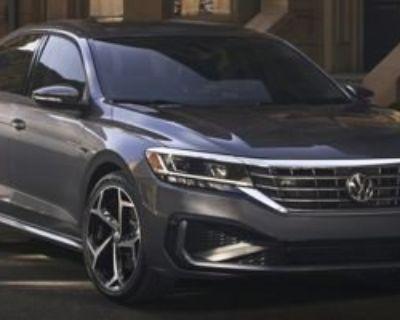 New 2022 Volkswagen Passat 2.0T SE FWD