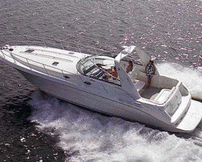 1999 Sea Ray 400 Sundancer