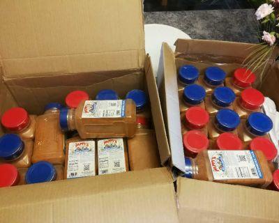 Pappy's seasoning, blue label