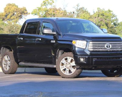 Pre-Owned 2016 Toyota Tundra 4WD Truck CrewMax Platinum