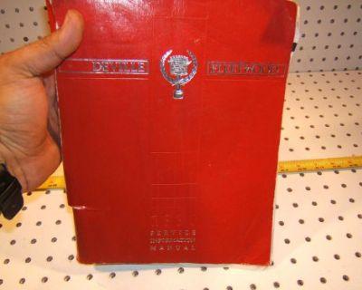 Cadillac 1990 Deville, Fleetwood Service Delco Gm Oem 1 Manual,16124876,cadillac