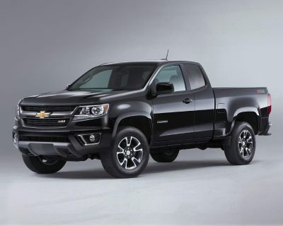 Pre-Owned 2019 Chevrolet Colorado Work Truck RWD Standard Bed