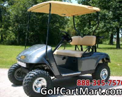 New Golf Carts For Sale- Gas and Electric