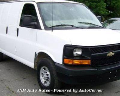 2014 Chevrolet Express Cargo Van Base