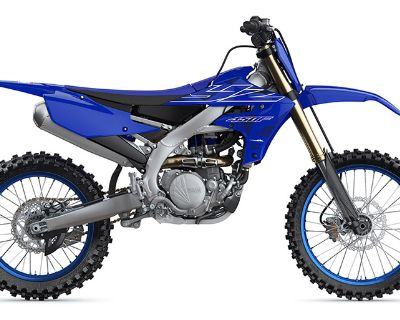 2022 Yamaha YZ450F Motocross Off Road Clearwater, FL