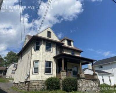 961 Wheeler Ave #2ndFL, Scranton, PA 18510 2 Bedroom Apartment