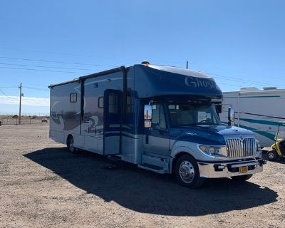 2015 NeXus RV  INTERNATIONAL-NEXUS GHOST 36G MCD-STOCK UPB7414