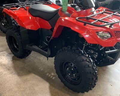 2021 Suzuki KingQuad 400FSi ATV Utility Woodstock, IL