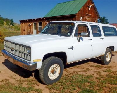 1982 Chevrolet Suburban