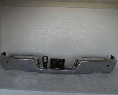 Dodge Ram Sport Rear Bumper Chrome W/sensor 2009-2012
