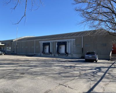 Affordable Large Industrial Space