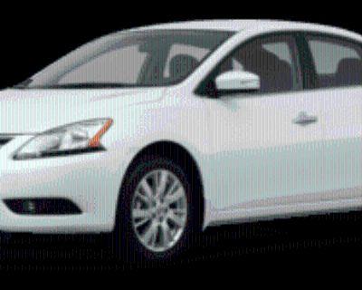 2013 Nissan Sentra SR CVT