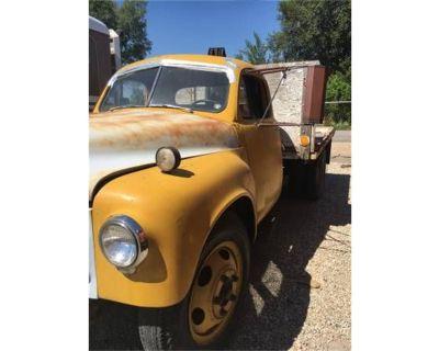 1948 Studebaker Dump Truck