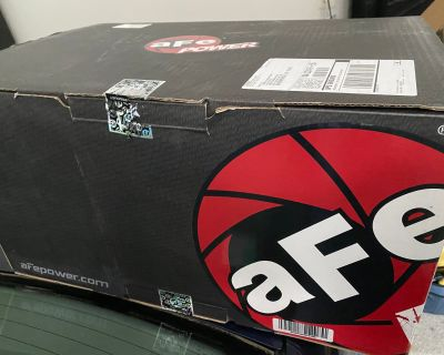 FS: AFE Power Takeda Momentum Cold Air Intake System For Toyota Supra (A90)