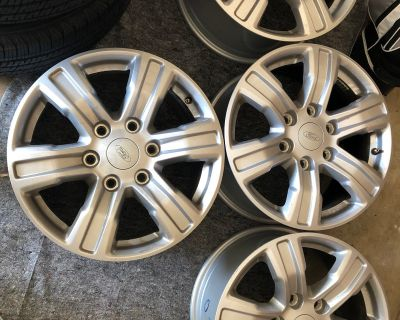 Texas - Sell me your old rims (DFW)