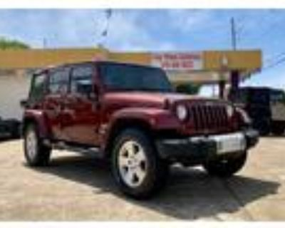 Used 2009 JEEP WRANGLER UNLIMITED For Sale