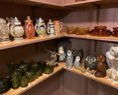 Sew much to see on Glade St. In Ft. Worth by James Major Estate Sales