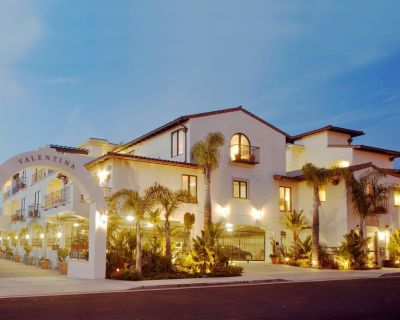 The Penthouse at Valentina Suites #401 - Downtown Pismo Beach
