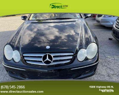 2009 Mercedes-Benz CLK Class for sale