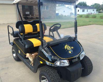 2010 EZ GO RXV Electric 4 seater golf cart