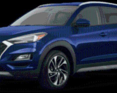 2019 Hyundai Tucson Limited FWD