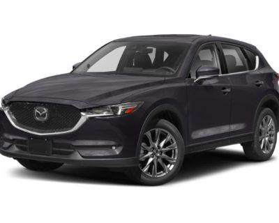 New 2021 Mazda CX-5 2021 MAZDA CX-5 TOURING (A6) 4DR SUV 106.2 WB AWD AWD