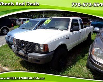 2001 Ford Ranger Edge SuperCab 3.0 4WD