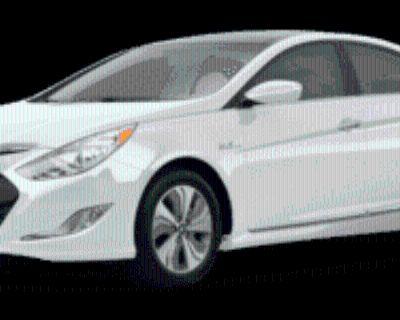 2015 Hyundai Sonata Hybrid Limited 2.4L
