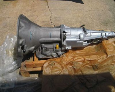 Mopar Performance A-500 4 Sp Overdrive Transmission