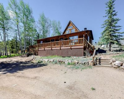 Secluded Dog-friendly Home W/private Hot Tub, Deck, Gas Grill, Free Wifi, Stove - Florissant